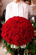 101 Красная Роза — planeta.florist