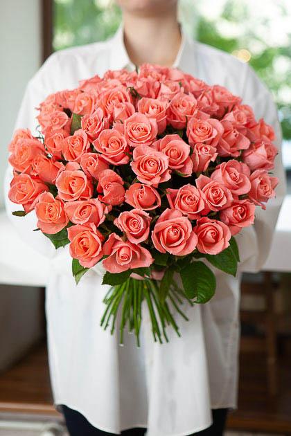 51 Роза Анна Карина 50см Саратов
