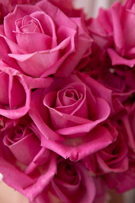 Букет в форме сердца из 21 Розовой Розы купить с доставкой - 2